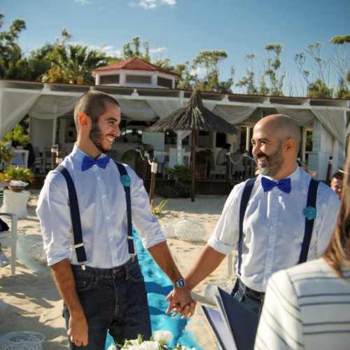 gay beach wedding italy (9)